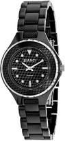 Roberto Bianci Womens Black Bracelet Watch-Rb2791