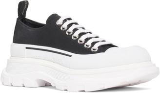 Alexander McQueen Tread Slick Low Top Sneaker