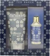 Ted Baker Skinwear For Him Gift Set 10mL Edt + 50mL Body Wash For Men