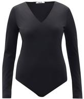 Wolford Vermont String Bodysuit - Womens - Black