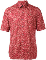 Lanvin printed shirt - men - Cotton - 37