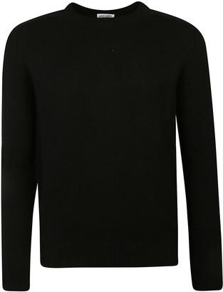 Saint Laurent Classic Ribbed Sweater