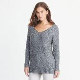 Ralph Lauren Marled V-Neck Sweater