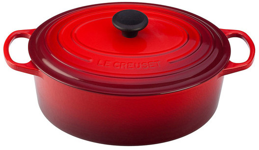 Le Creuset French Oven 2qt Cherry