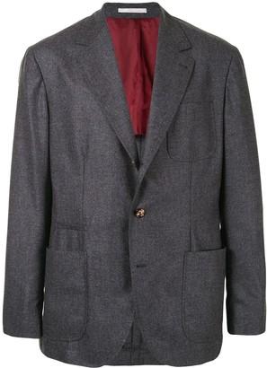 Brunello Cucinelli Straight-Fit Blazer