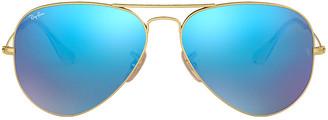 Singer22 Aviator Large Metal Sunglasses 58mm