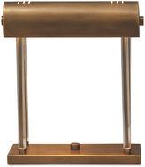 Port 68 Banker's Table Lamp, Brass