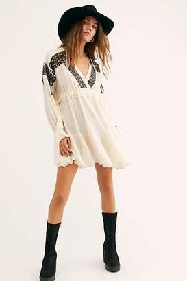 Free People Moonshiner Mini Dress