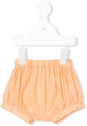 Knot Embroidered Bloomers