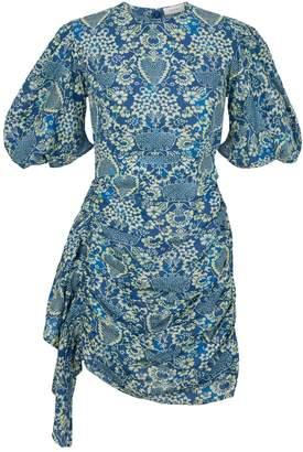 Rhode Resort Floral Print Pia Dress