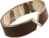 Valextra Women's VX Cuff-BROWN
