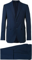 Tagliatore two-piece suit - men - Cupro/Wool - 50