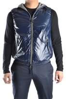 Duvetica Men's Blue Polyamide Vest.