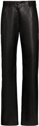 MATÉRIEL High-Rise Straight-Leg Trousers