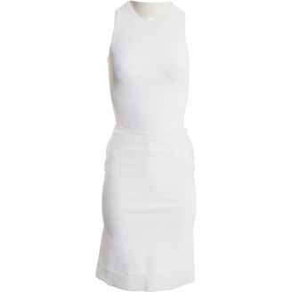Alaia White Dress for Women