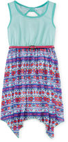 JCPenney Disorderly Kids Tribal-Print Dress - Preschool Girls 4-6x