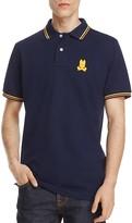 Psycho Bunny Neon Logo Regular Fit Polo Shirt