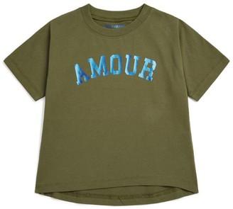 Zadig & Voltaire Slogan T-Shirt (6-16 Years)