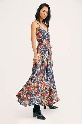 Free People Ready For The Day Maxi Slip by Intimately at