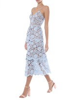 Self-Portrait Self Portrait Midi Dress