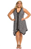 CoCo Reef Plus Size St. Lucia Scarf Dress 8140551