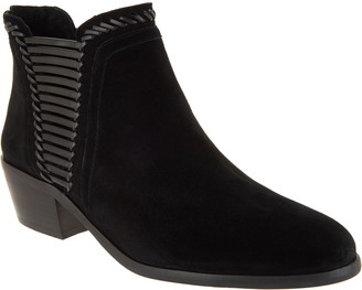 Vince Camuto Leather or Suede Booties - Pippsy