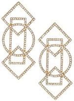 BaubleBar Geometric Drop Earrings