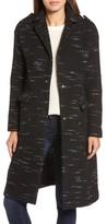 Bernardo Women's Wool Blend Sweater Coat