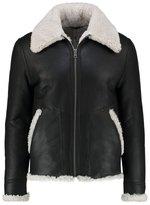 Tiger Of Sweden Gumse Leather Jacket Black