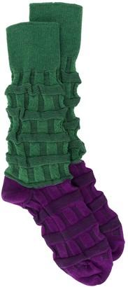 Issey Miyake Knitted Socks