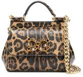 Dolce & Gabbana Dolce E Gabbana Women's Multicolor Leather Handbag.