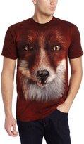 The Mountain Men's Big Face Fox T-Shirt