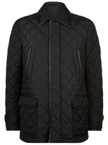 Brioni Quilted Town Coat