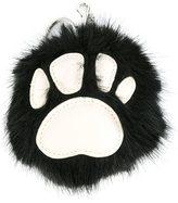 Stella McCartney faux fur paw charm