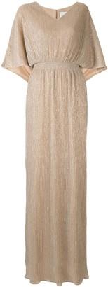 Ingie Paris Metallic Chain Detail Dress