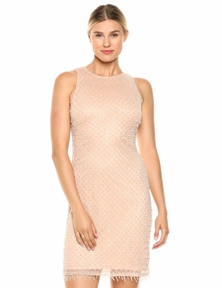 Jenny Yoo Women's Kendall Short Beaded Gown