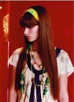 Megan Park eclectic tribal 3 tier necklace