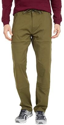 Volcom Stone Trail Master Pants (Military) Men's Casual Pants