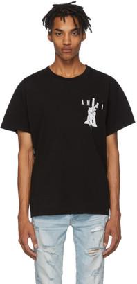 Amiri Black Dagger T-Shirt
