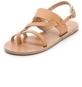 Althea Flat Sandals