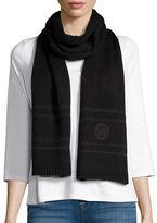 MICHAEL Michael Kors MK Logo Knit Muffler