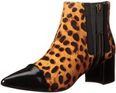 Nine West Wasabi Women US 8 Tan Ankle Boot