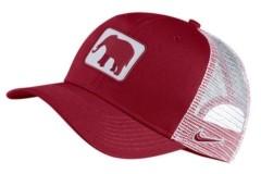 Nike Alabama Crimson Tide Patch Trucker Cap