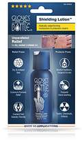 Gloves In A Bottle Shielding Lotion 2 oz Blister - Unparalleled relief for dry, cracked & irritated skin - For hands & body (Pack May Vary)