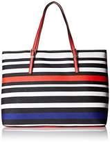 Magid Rebecca and Rifka Tote Bag, Stripe