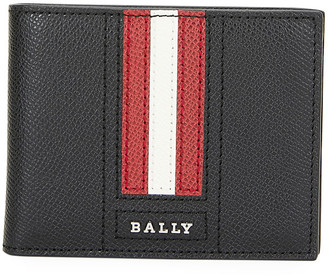 Bally Men's Tevye Trainspotting-Stripe Wallet