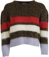 N°21 N 21 Blend Mohair And Wool Sweater