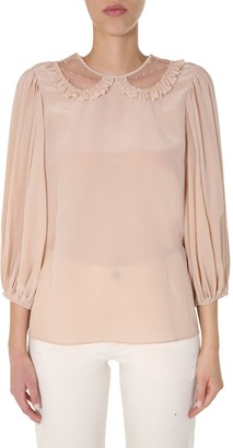 RED Valentino Silk Blouse