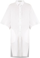 Acne Studios Debrah cotton-poplin shirtdress