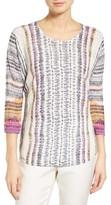 Nic+Zoe Women's Bright Beat Sweater